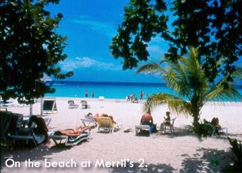 Merrils Beach - Jamajka