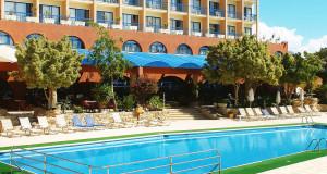 Navarria hotel Cypr