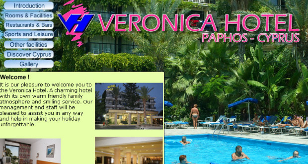 Hotel Veronica - Cypr, Paphos