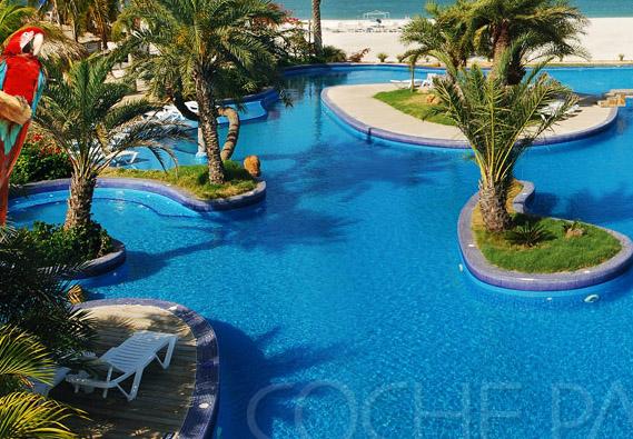 Coche Paradise Resort - wyspa Coche