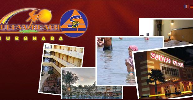 Sultan Beach Hurghada