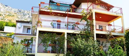 omis - apartamenty
