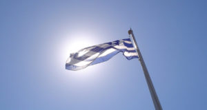 Grecja - flaga