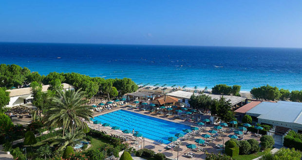 Blue Bay Beach Rodos