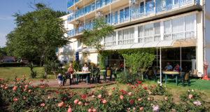 Parkhotel Continental Słoneczny Brzeg